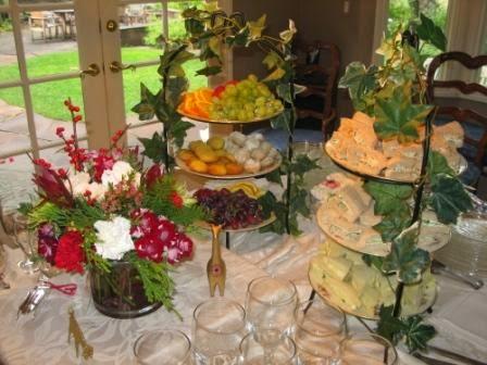 Mesas Buffet Elegantes, parte 2