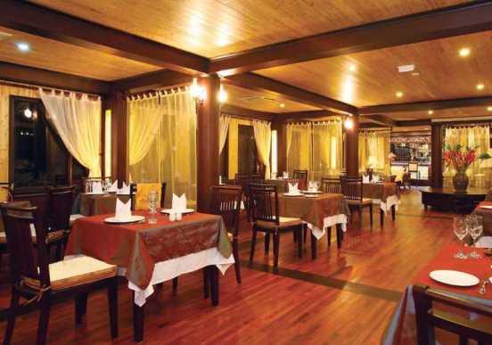 Restaurant - Jasmine Cruise