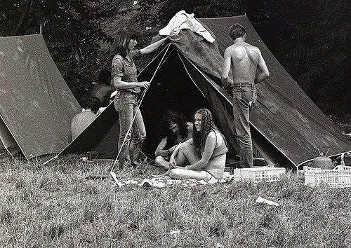 Woodstock-camping