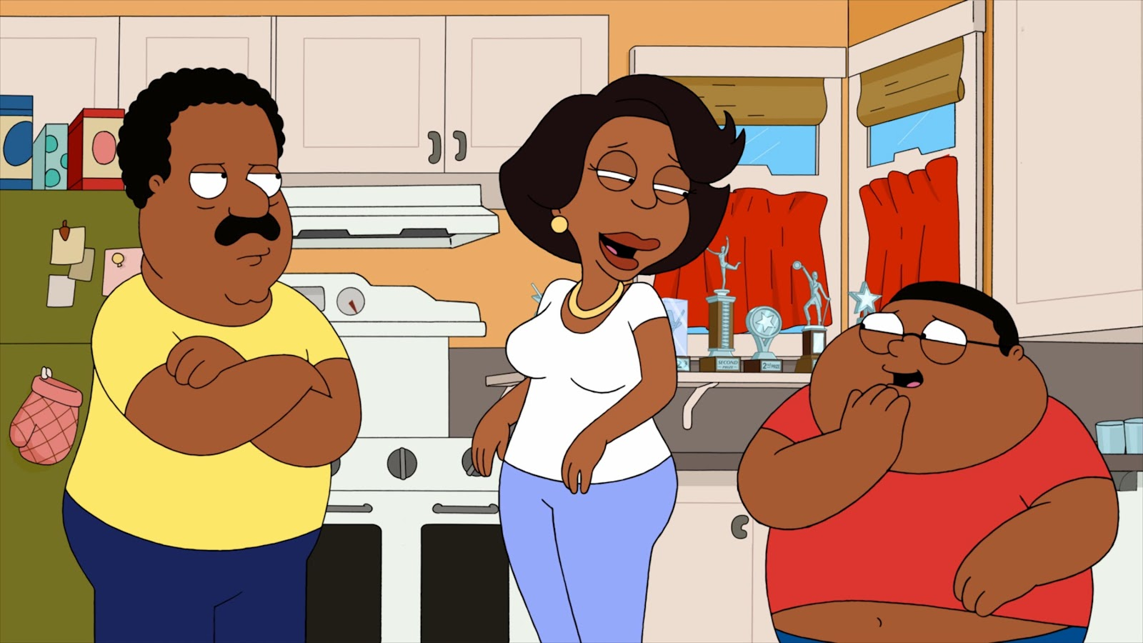 about The Cleveland Show,