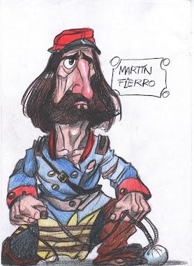 MARTIN FIERRO EN LA FRONTERA