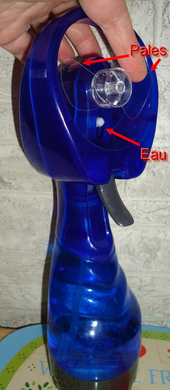 Ventilateur vaporisateur et gommage exfoliant collaboration - Ventilateur vaporisateur d eau ...