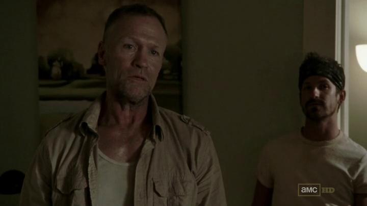 The Walking Dead 3x03 - Merle Dixon