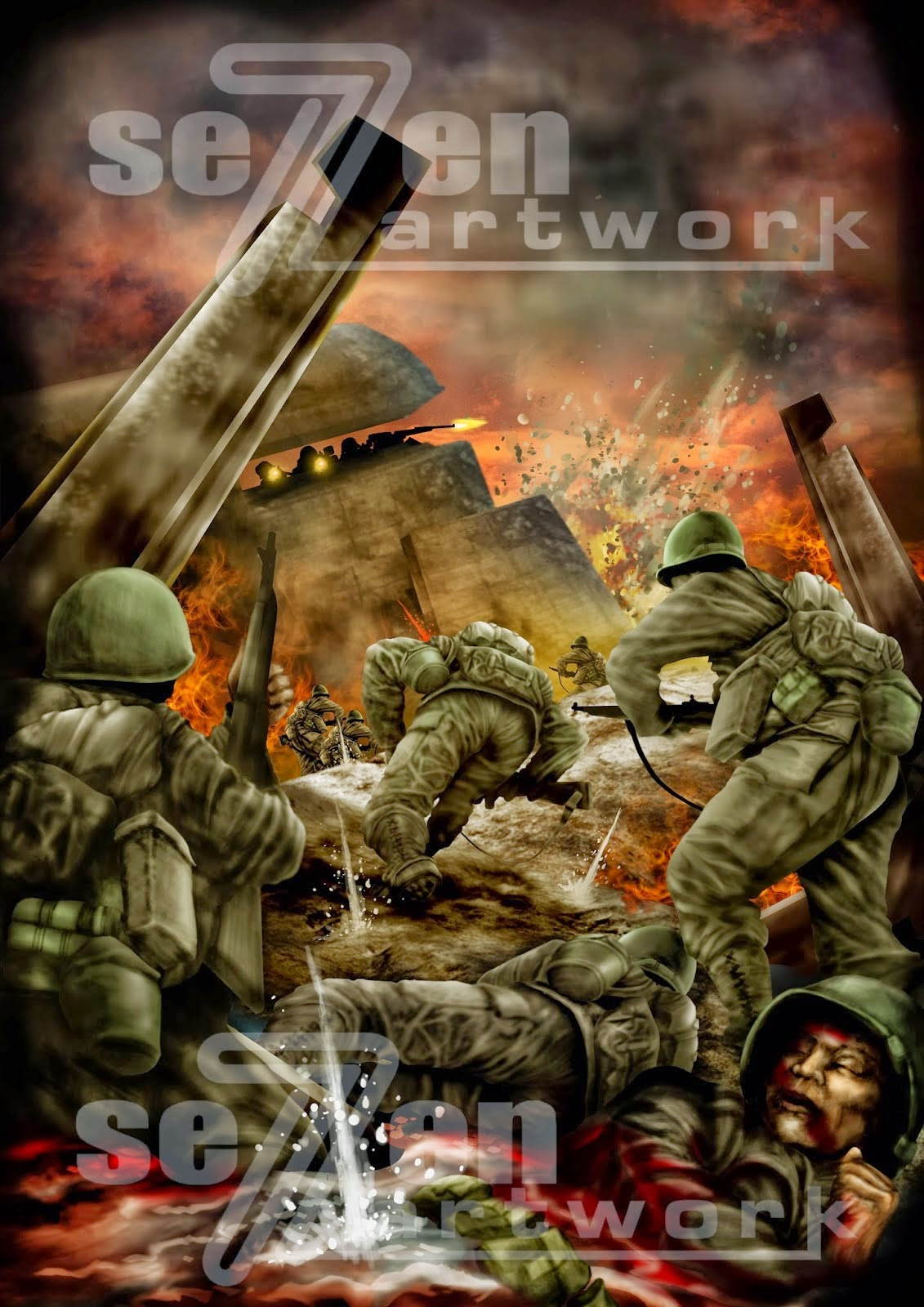 ARTWORK Part 7