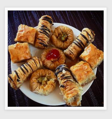 #treats #dessert #homemade #ninasstyleblog #baklava