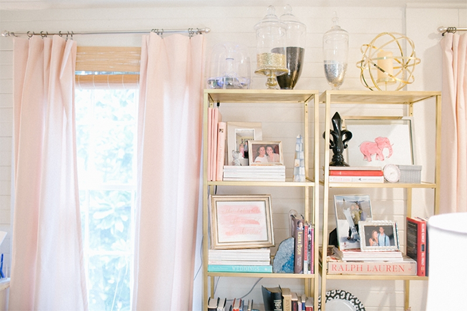 Home Office Em Sala De Estar ~ Seu home office na sala de estar uma inspiração real  Casinha