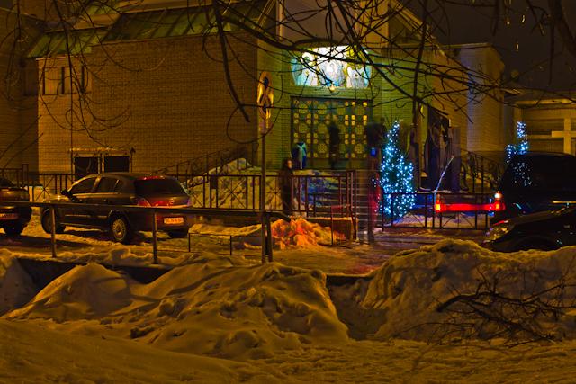 Храм Святого Василия Великого в Киеве