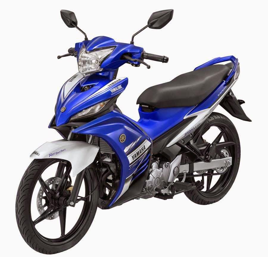 Yamaha Jupiter MX edisi MotoGP 2014