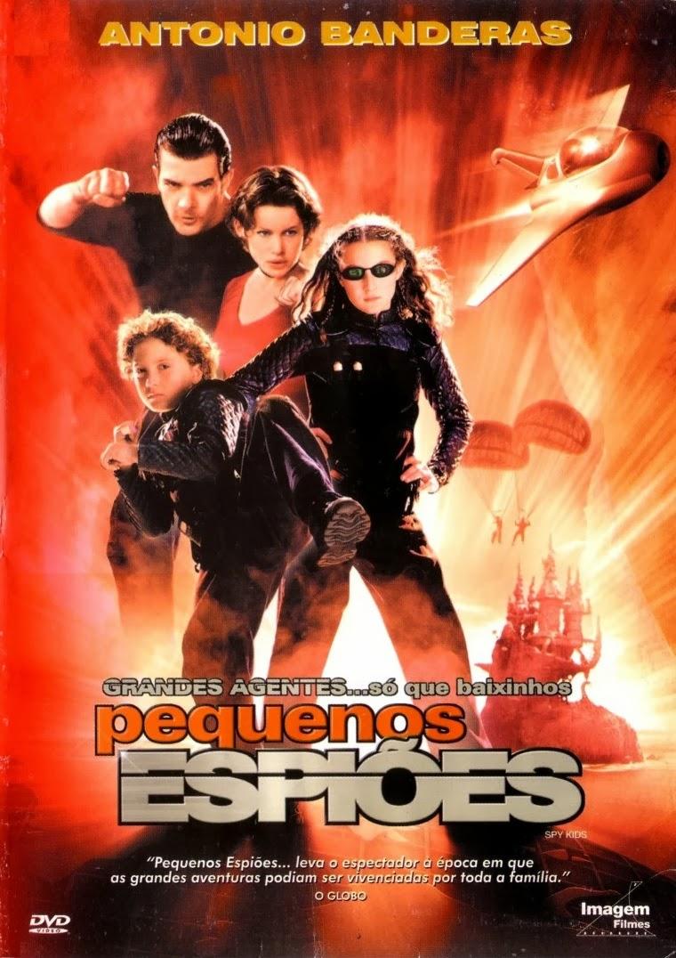 Pequenos Espiões – Dublado (2001)