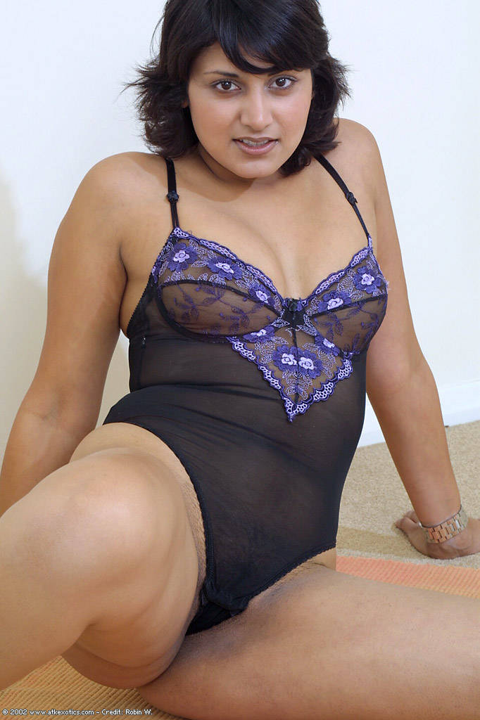 Indian wives in swimsuits