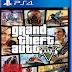 لعبة GTA V على جهاز PS4 رسميا