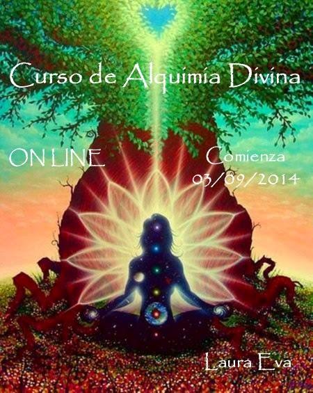 ♥ Curso de Alquimia Divina ♥ (O Line)