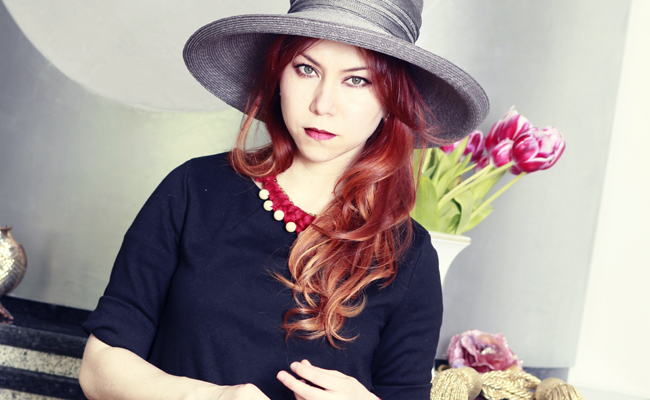 Wide brim hats for more Spring feeling. Blogged by Xenia Kuhn for fashionrolla.com
