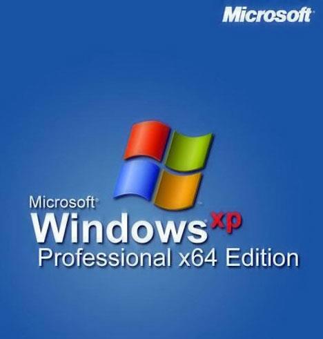 Сборка основана на Windows XP Professional x64 Edition SP2 VL RU SATA AHCI