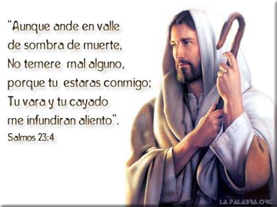 imágen de jesus con frases cristianas