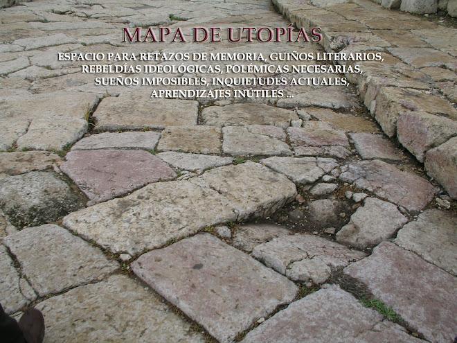 Mapa de utopías