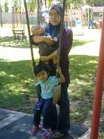 Isteri dan anak2 kesayangan