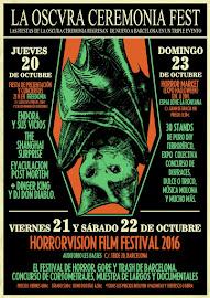 Horror Market: Baile de Máscaras / La Oscura Ceremonia Fest