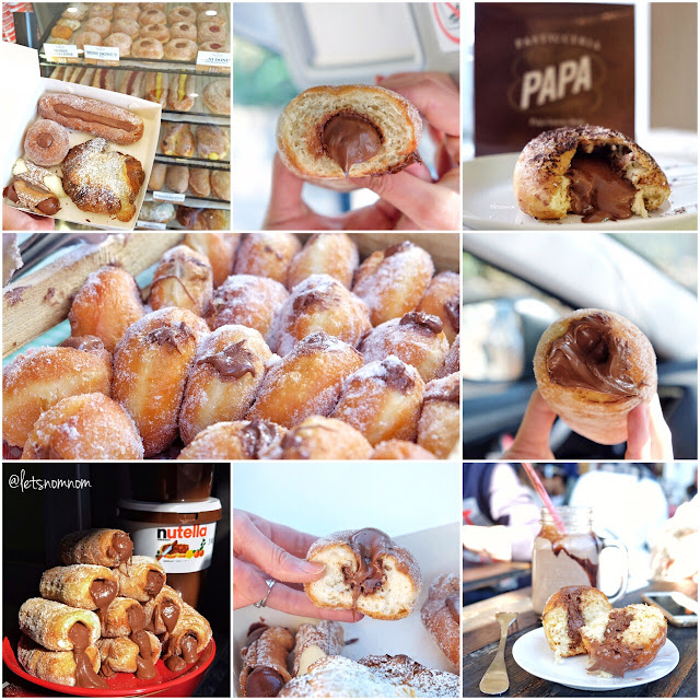 DONUT miss this! 5 Spots to Fix your Nutella Donuts Craving!
