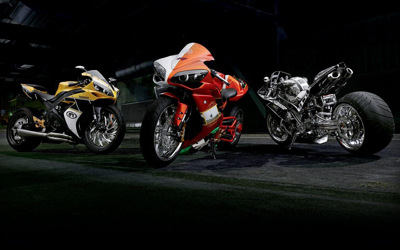 Yamaha R1 styles