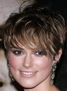Celebrity Keira Knightley Hairstyle Trends for Girls