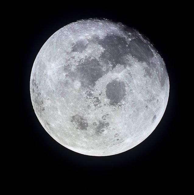 Luna desde el Apolo 11