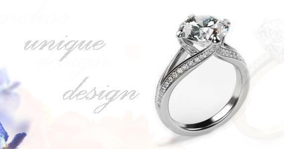 Diamond Engagement Rings How to Choose Unique Diamond Engagement