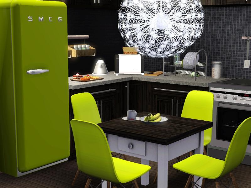 Maisons de Ziva Cuisine02