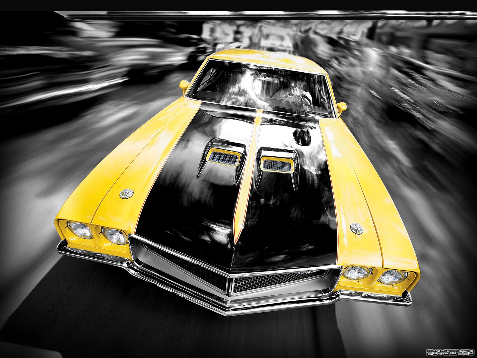 Muscle Car Wallpaper ...