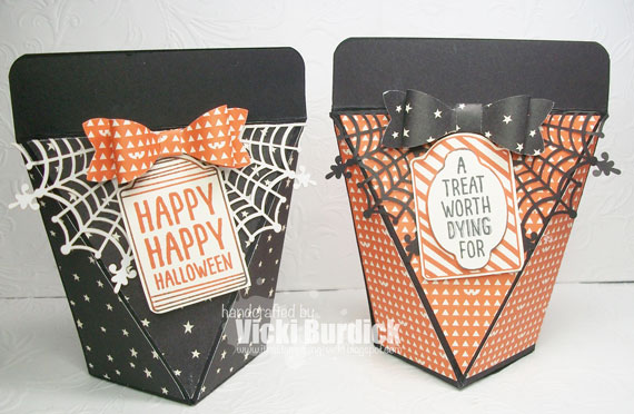 halloween treat holders - Halloween Treat Holders