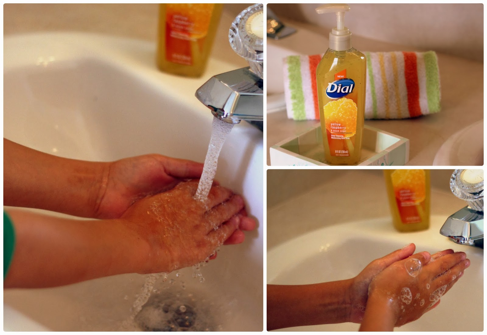 Because I'm Me Review and Giveaway, New Dial Deep Cleansing Hand Soap, Enter to Win