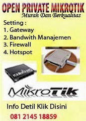 Training Mikrotik