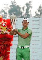 GOLF - Borja Virto estará en el European Tour tras conquistar el Foshan Open