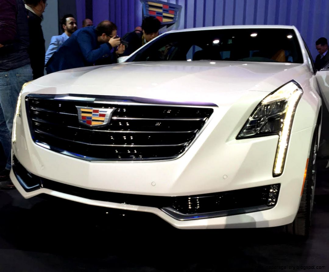Inside the Cadillac CT6 a Luxury Sedan Game Changer