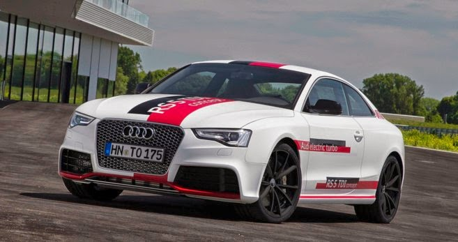 Audi - VW RS5 TDI Concep