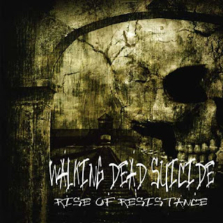 Walking Dead Suicide Death Metal Band from Finland, Death Metal Band from Finland, Walking Dead Suicide Rise of Resistance