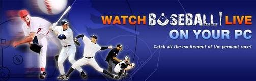 watch live streaming of mlb baseball
