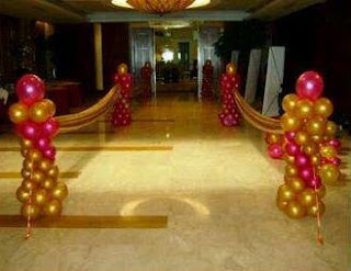 Red Carpet Balloon