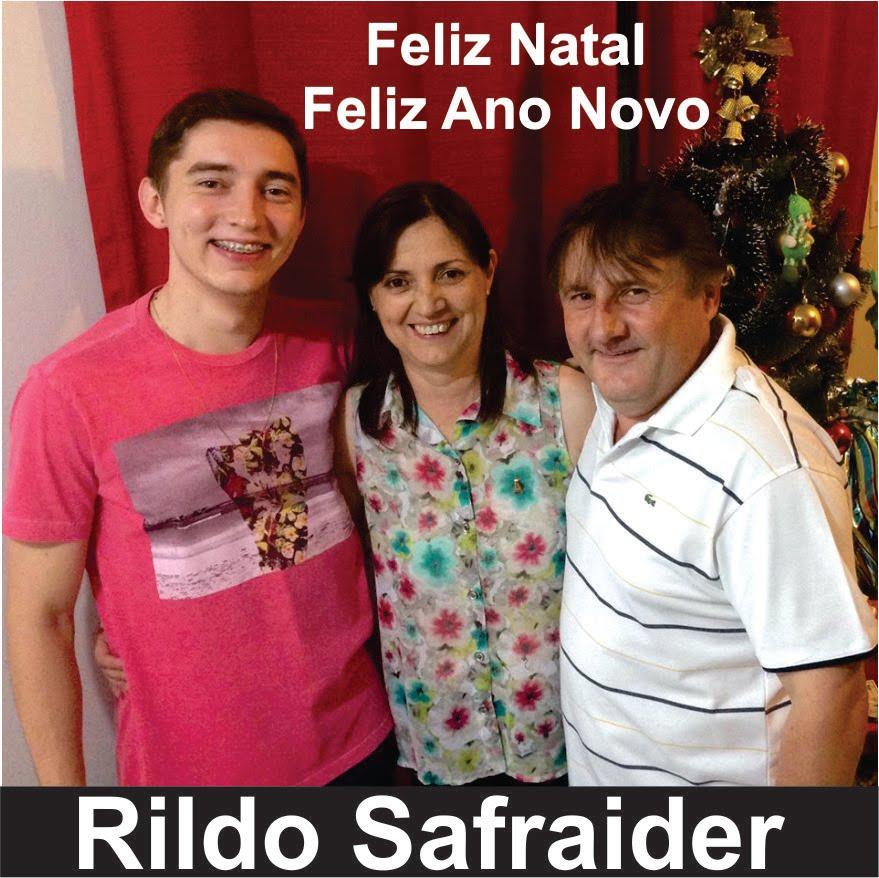 RILDO SAFRAIDER