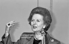 Rt.Hon.Margaret Thatcher, former British Prime Minister.