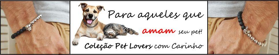 Pulseiras Pet Lovers