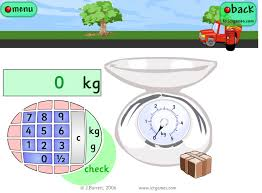 Reading scales game