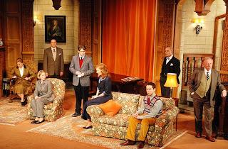 A Ratoeira - cena da peça