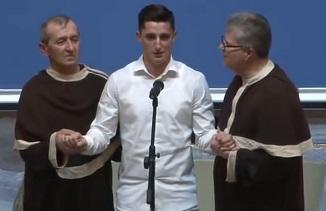 Gazata Sporturilor: Momente emoționante pentru Steliano Filip! Fundașul Viitorului a fost botezat