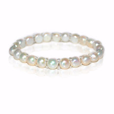 Freshwater Cultured Pearls Expandable Bracelet