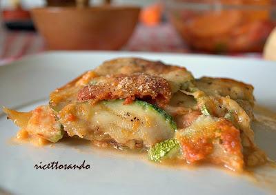 Zucchine in parmigiana