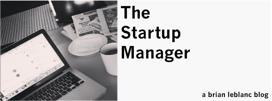 Start Up Manager