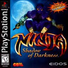 Ninja Shadow of Darkness   PS1