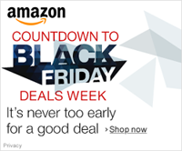 Black Friday -- Early Deals