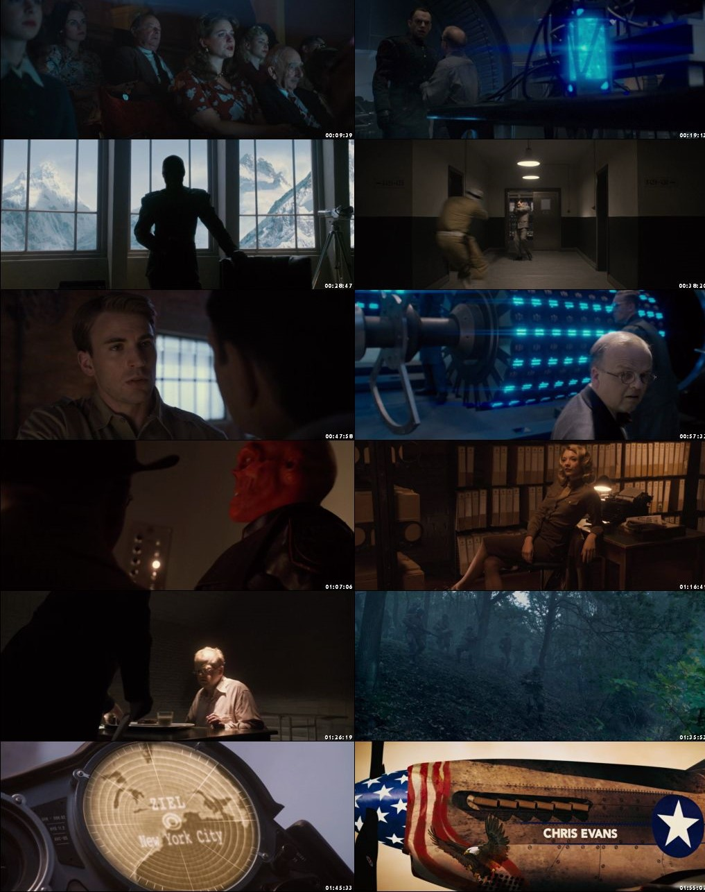Captain America The First Avenger 2011 Screenshot